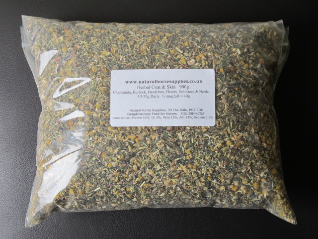 Herbal Coat and Skin  900g