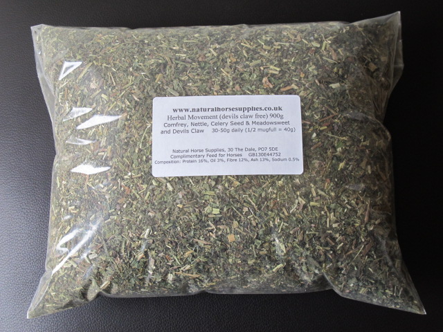 Herbal Movement (without devils claw) 900g