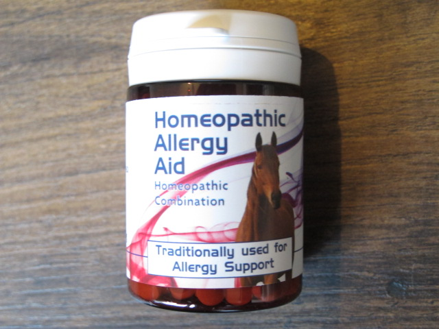 Allergy Aid Homeopathic Remedy