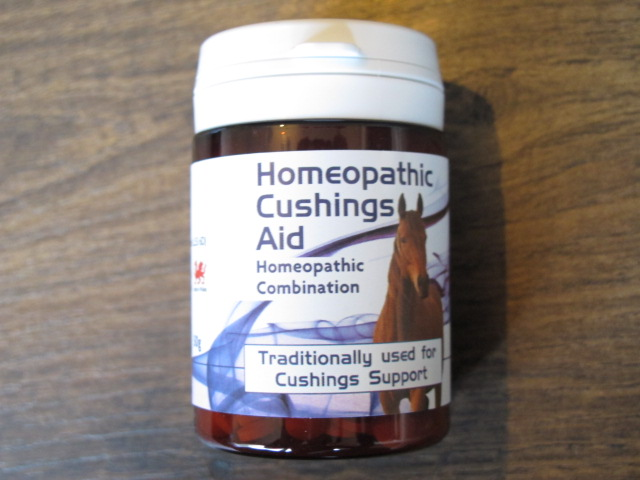 Cushings Aid Homeopathy Remedy