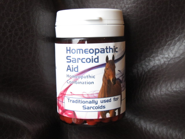 Sarcoid Aid Homeopathic Remedy