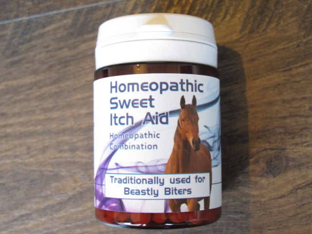 Sweet Itch Aid Homeopathic Remedy